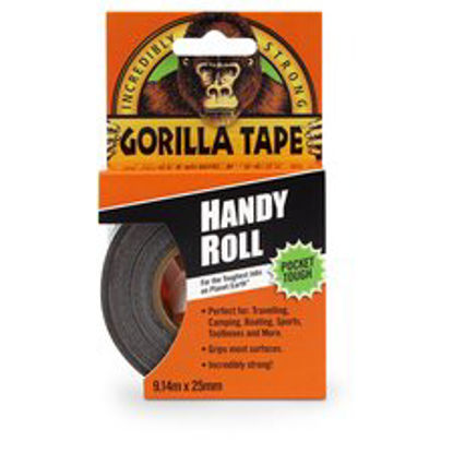 Picture of GORILLA TAPE 9M HANDY ROLL