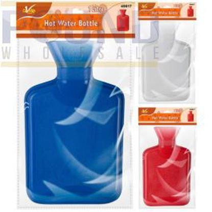 Picture of HOT WATER BOTTLE 1 LTR(SP)
