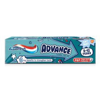 Picture of Aquafresh Advance Kids Toothpaste 75Ml
