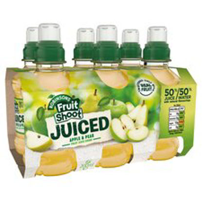 Picture of Fruit Shoot Juiced Apple & Pear 6 X 200 Ml