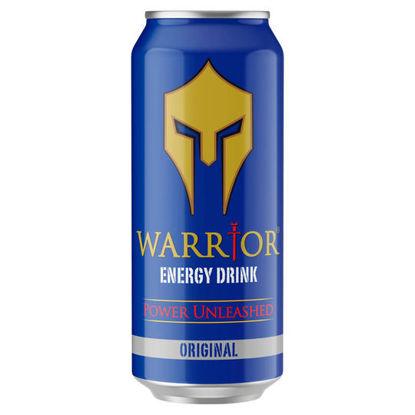 Picture of Warrior Energy Drink Original 500ml
