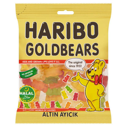 Picture of Haribo Halal Gold Bears 100G