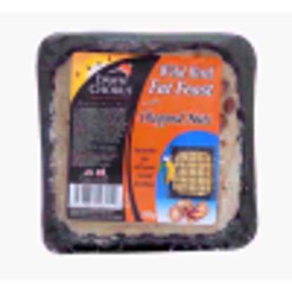 Picture of Wild Bird Feed Dawn Chorus Suet Block With Nuts *1 Pack* Fast Postage