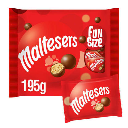 Picture of Maltesers Fun Size 9 Pack 195G