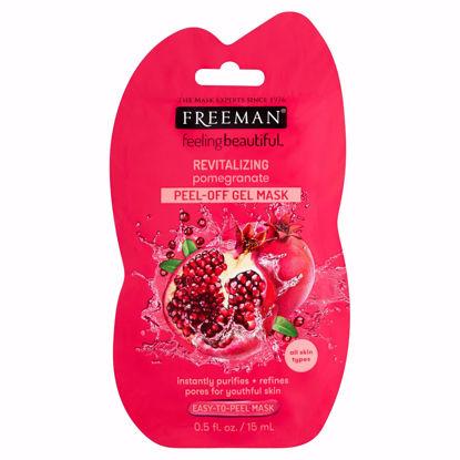 Picture of Freeman Pomegranate Peel Off Mask Sachet 15Ml