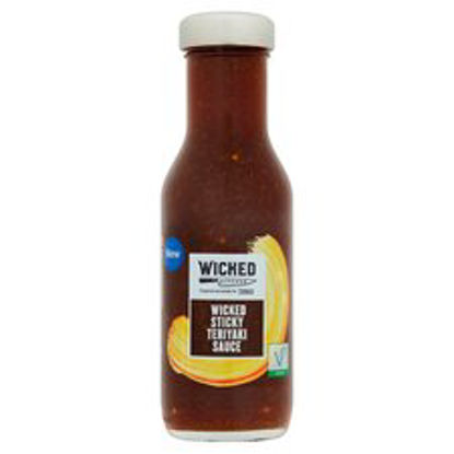 Picture of Wicked Kitchen Sticky Teriyaki Sauce 250Ml