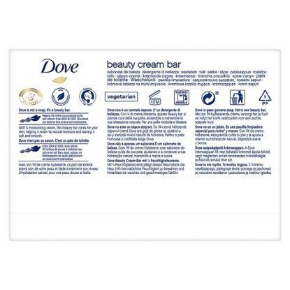 Picture of Dove Original Beauty Cream Soap Bar 2 x 100g