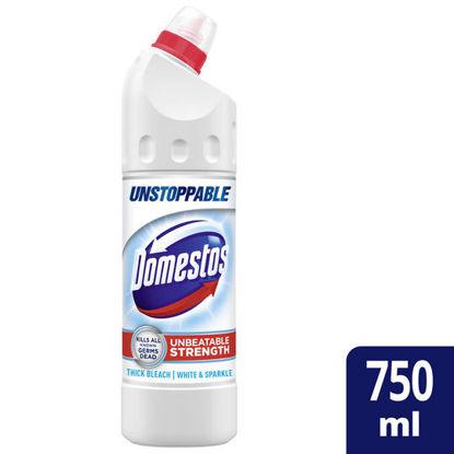 Picture of Domestos Ultra White & Sparkle Bleach 750Ml