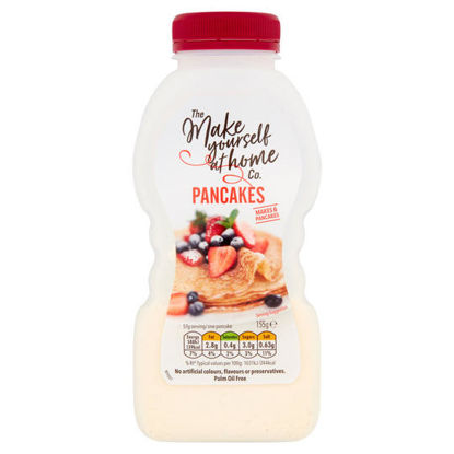 Picture of The Make Yourself at Home Co. Pancakes 155g