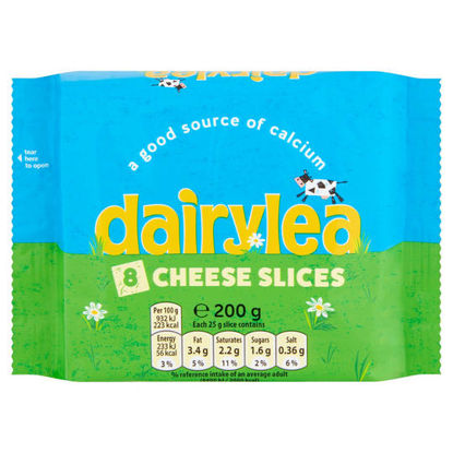 Picture of Dairylea Cheese Slices 200G