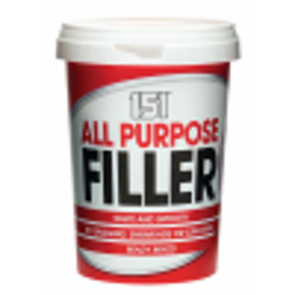 Picture of ALL PURPOSE FILLER WHITE 600G INTERIOR EXTERIOR USE MIXED READY TO USE