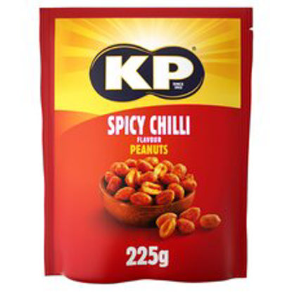 Picture of Kp Chilli Peanuts 225G