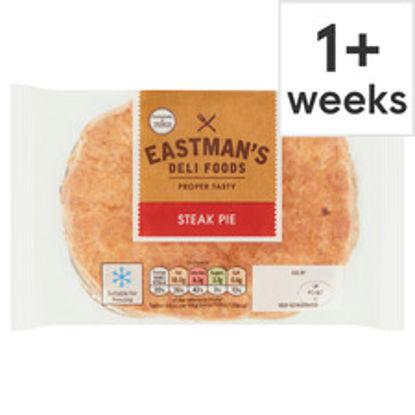 Picture of Eastmans Steak Pie 150G