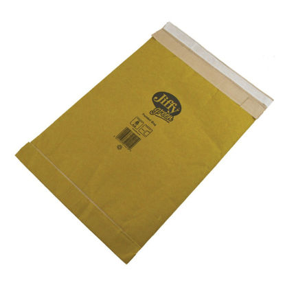 Picture of Jiffy Padded Bag Size 0 135x229mm Gold PB-0 (Pack of 10) JPB-AMP-0-10