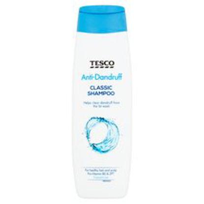 Picture of Tesco Classic Anti-Dandruff Shampoo 300Ml