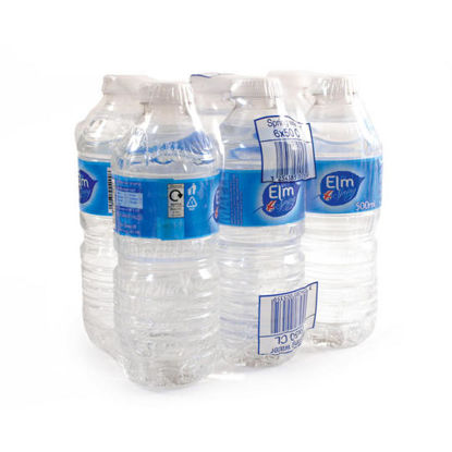 Picture of Elm Spring 6 Pack Water 500ml