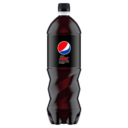 Picture of Pepsi Max 1.25L Bottle