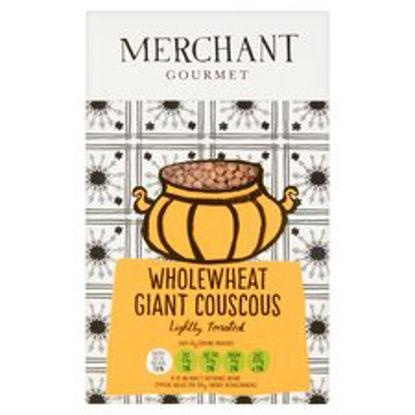 Picture of Merchant Gourmet Whole Wheat Giant Couscous 300G