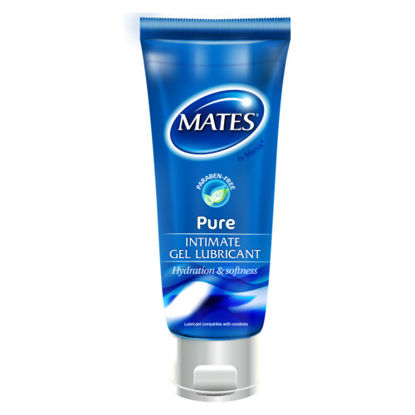 Picture of Mates Pure Gel Lubricant 200ml