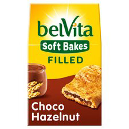 Picture of Belvita Soft Filled Chocolate Biscuits 250G