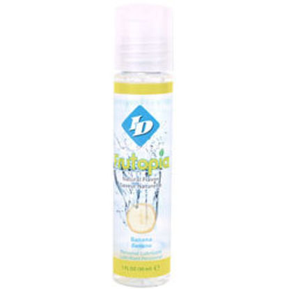 Picture of ID Frutopia Personal Lubricant Banana 1 oz