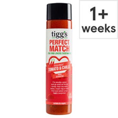 Picture of Tigg's Perfect Match Tomato & Chilli Dressing 160Ml