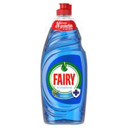 Picture of Fairy Washing Up Liquid Antibacterial Eucalyptus 625Ml