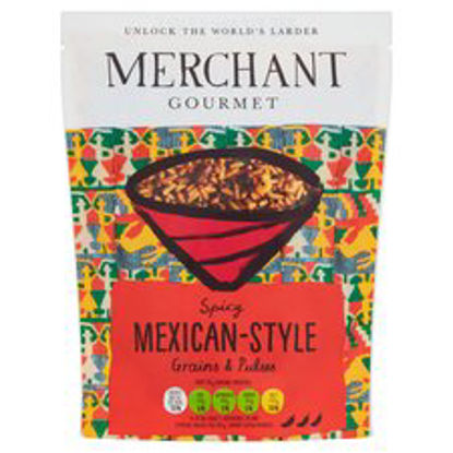 Picture of Merchant Gourmet Mexican Grains 250G