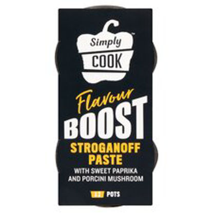 Picture of Simply Cook Stroganoff Paste Pots 2 X 50G