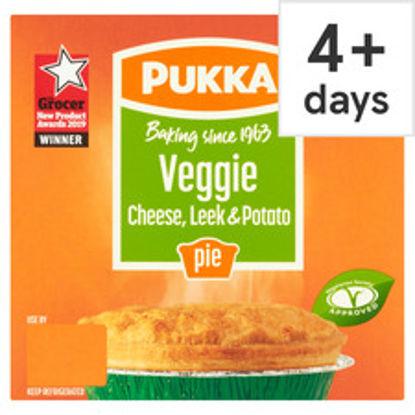 Picture of Pukka Veggie Leek & Potato Pie