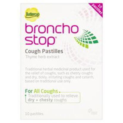 Picture of Bronchostop Pastilles 10 Pack