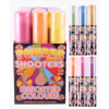 Picture of 1x Colour Powder Party Cannon Shooter - 30cm