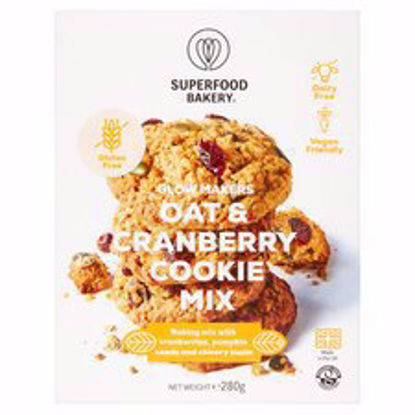 Picture of Superfood Bakery Glow Makers Cookie Mix 280G