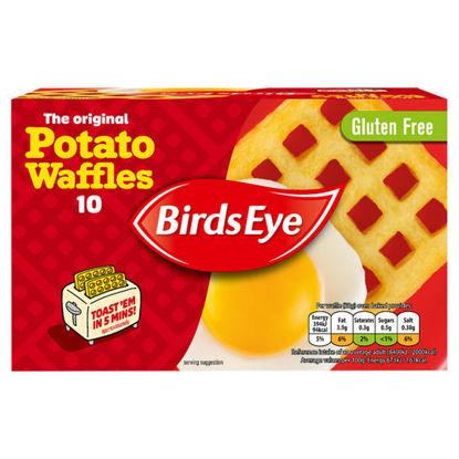 Picture of Birds Eye 10 Potato Waffles 567G