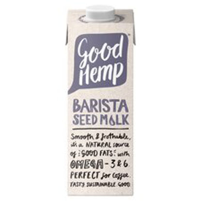 Picture of Good Hemp Barista Seed Drink 1L