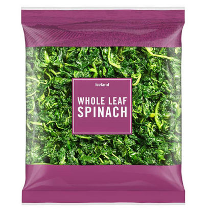 Picture of Iceland Spinach 900g