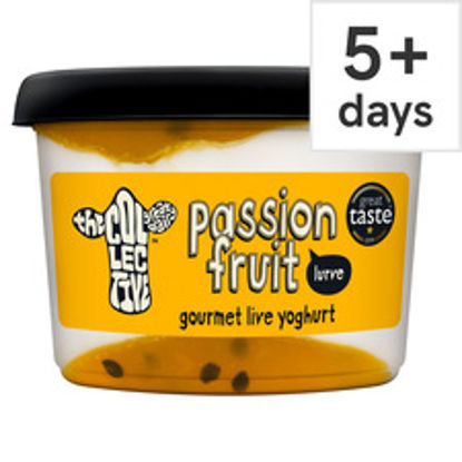 Picture of The Collective Passion Fruit Yogurt 450G