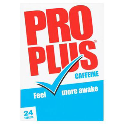 Picture of Pro-Plus Caffeine, 24 Tablets