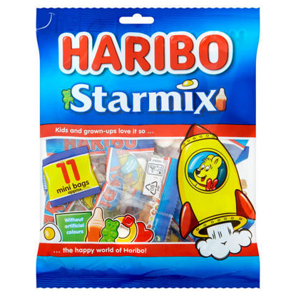Picture of HARIBO Starmix Multipack 176g