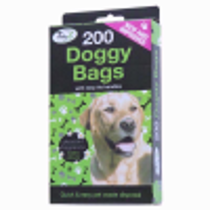 Picture of 1000 doggy bags fragranced, comes in (5x200)