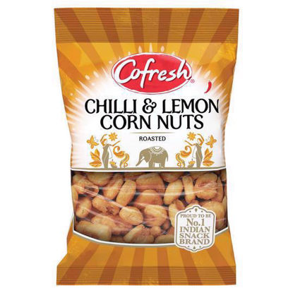 Picture of Cofresh Crunchy Corn Nuts Chilli & Lemon 175G