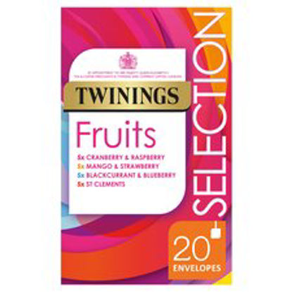 Picture of Twinings Fruit Selection 20S