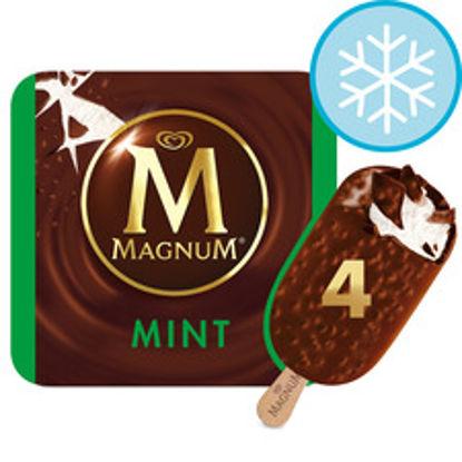 Picture of Magnum Mint Ice Cream 4 X 100Ml