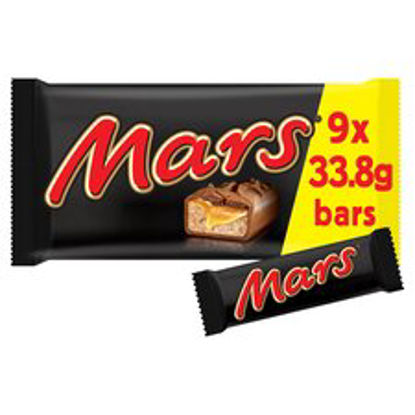Picture of Mars Snacksize 9 X 33.8G