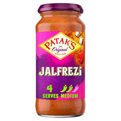 Picture of Pataks Jalfrezi Cooking Sauce 450G