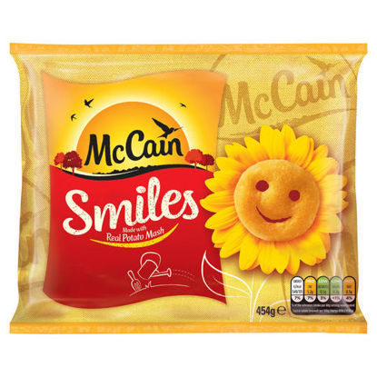 Picture of McCain Smiles 454g