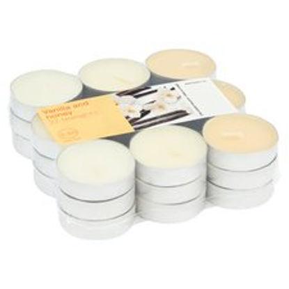 Picture of Tesco Vanilla & Honey 27Pk Tealights