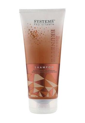 Picture of Systeme Pro-Vitamin Beautiful Brunette Shampoo - 200ml