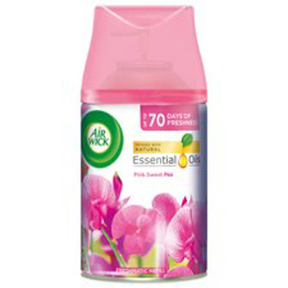 Picture of Airwick Air Freshener Freshmatic Sweet Pea Refill 250Ml