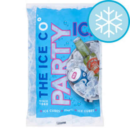 Picture of The Ice Co. Ice Cubes 2Kg